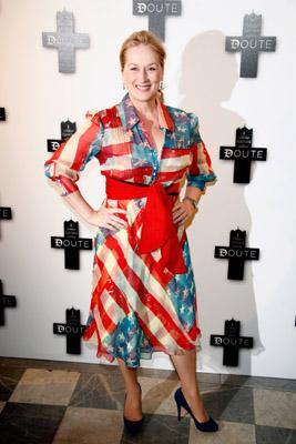 Meryl Streep - Doubt Photocall