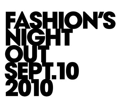Fashion'sNightOut