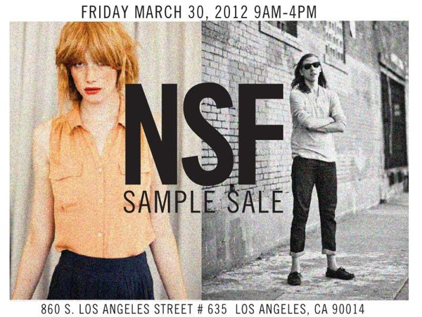 NSF-Sample_Sale