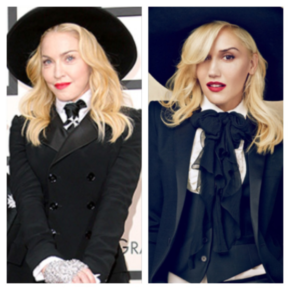 Madonna Vs Gwen: Who Wore It Best?