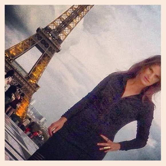 Paris #tbt