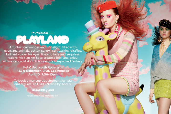 Playland LA Invite